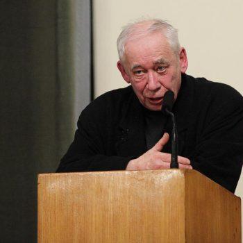 Professor Jan Woleński Honorary Doctor of the University of Lodz